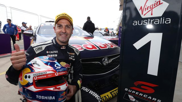Whincup wins, van Gisbergen takes points lead