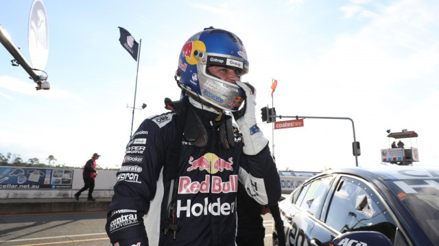 Van Gisbergen shades Coulthard in second practice