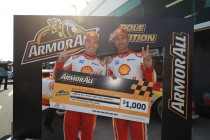 McLaughlin leads Shell Ford qualifying romp