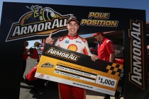 McLaughlin takes ninth pole of 2018