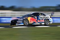 Whincup fastest, McLaughlin crashes in Practice 2