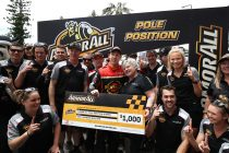 Reynolds upstages title contenders for pole