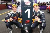 Whincup/Lowndes win, McLaughlin secures title