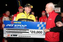 Penske's grand gesture stuns Pit Stop Challenge