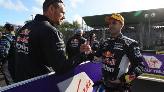 Whincup fined for post-race breach