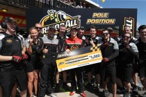 Reynolds snatches maiden pole with Erebus
