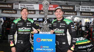 Lowndes and Richards win PIRTEK Enduro Cup