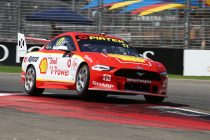 McLaughlin Mustang fastest in Practice 2