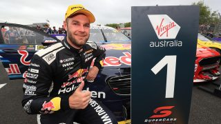 Van Gisbergen wins, but under investigation