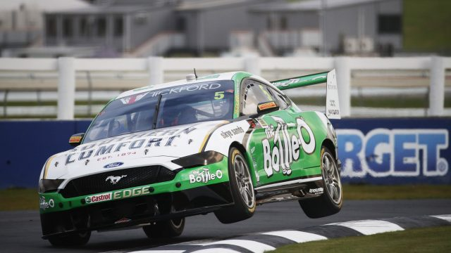 Holdsworth tops Friday Pukekohe practice
