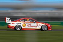 McLaughlin takes pole for Melbourne opener