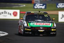 Mostert completes Tickford practice sweep