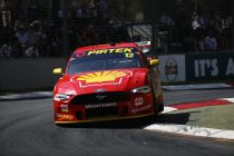 Shell Mustang 1-2 in Practice 3