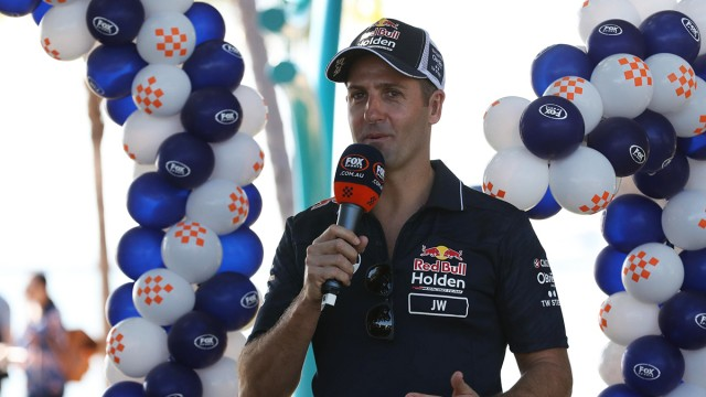 'No excuses' for Whincup in Townsville