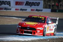 McLaughlin doubles up in Ipswich practice