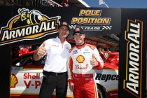 McLaughlin takes 600th Penske pole