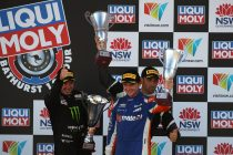 Hazelwood's Bathurst podium from 'blind' start