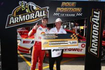 McLaughlin scores DJRTP's 100th pole