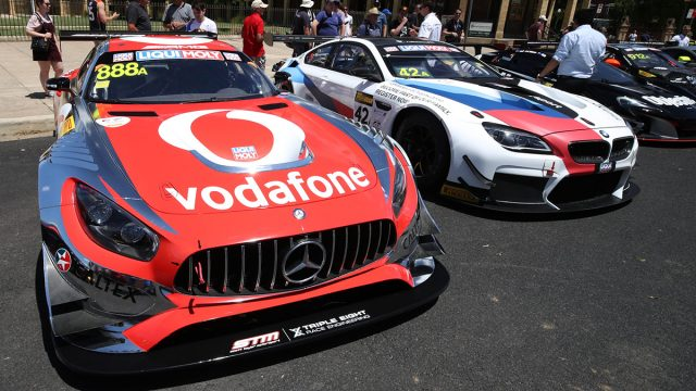Supercars stars at the 12 Hour: Who's in what?