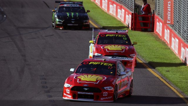 McLaughlin wins Albert Park opener