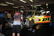 Percat and Jones Commodores repaired for Sunday race