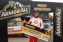 McLaughlin edges Whincup in Townsville qualifying