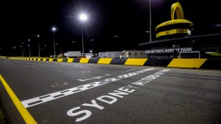 Lights switched on at Sydney Motorsport Park