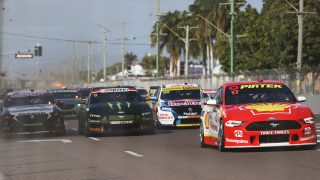 McLaughlin fights back in Townsville finale