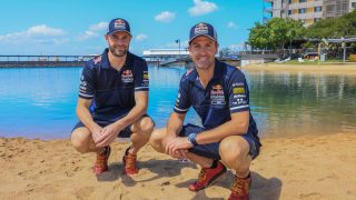 The next record in Whincup's sights