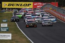 Brown wins, closes in on Super2 lead
