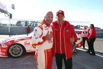 'What a thrill': Ambrose cuts laps in Davison Mustang