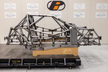 Gallery: Second Gen3 prototype chassis