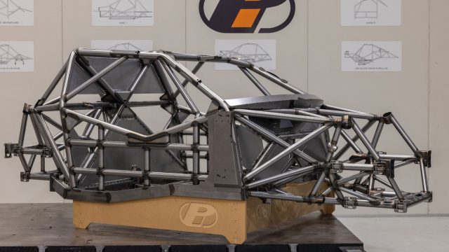 Second Gen3 prototype chassis images released
