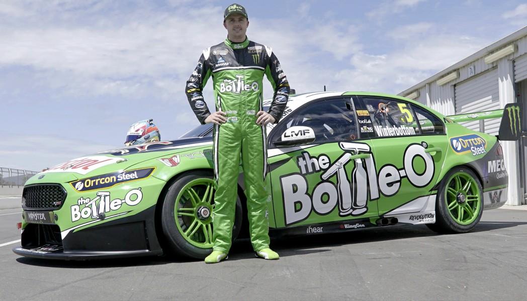 Mark Winterbottom 2017 Prodrive Racing The Bottle-O Racing Team
