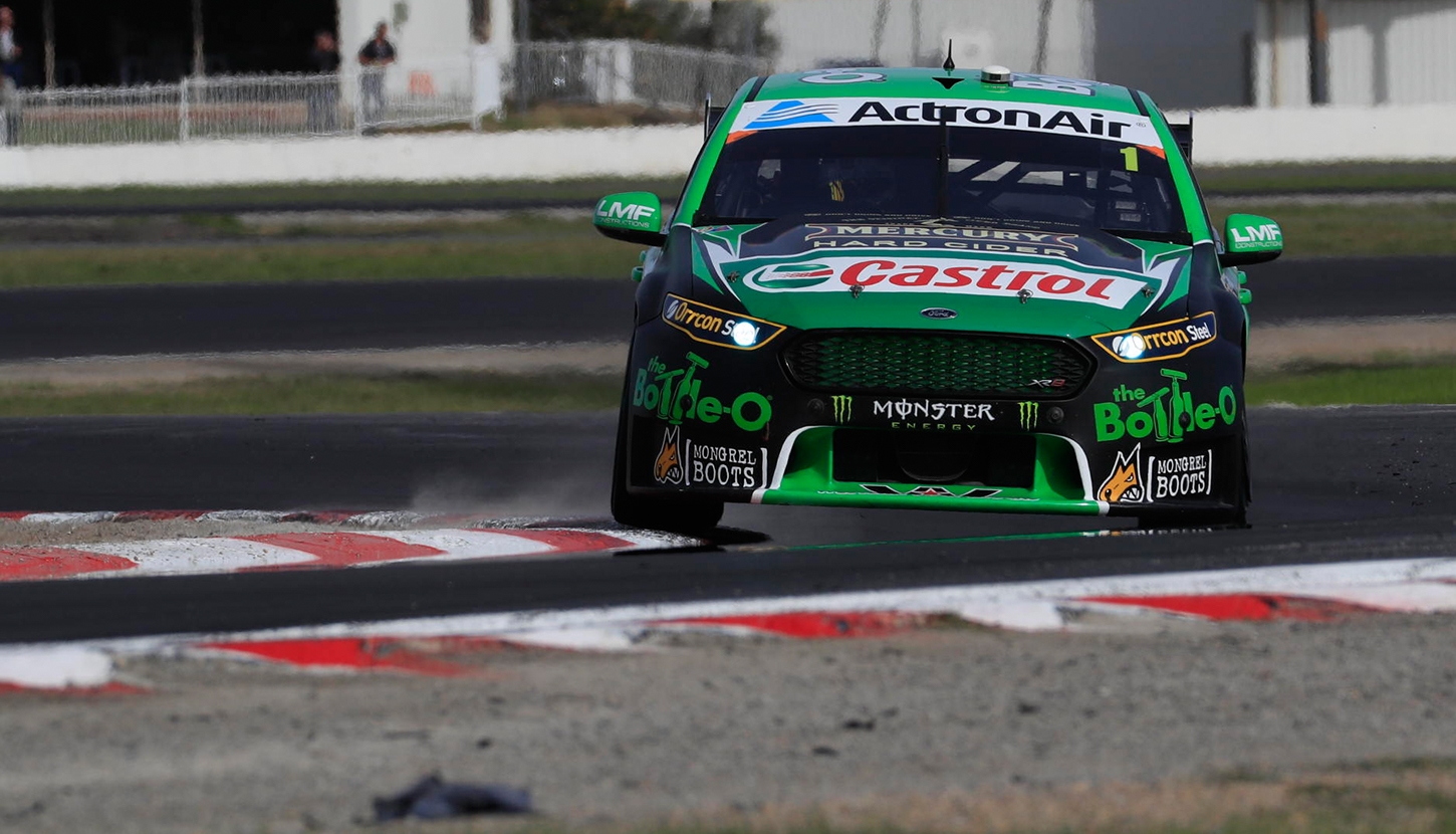 Mark Winterbottom Practice Three Winton 2016