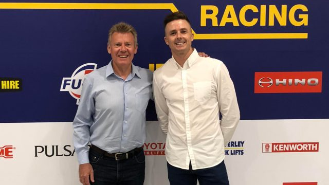 Winterbottom's Holden switch confirmed for 2019
