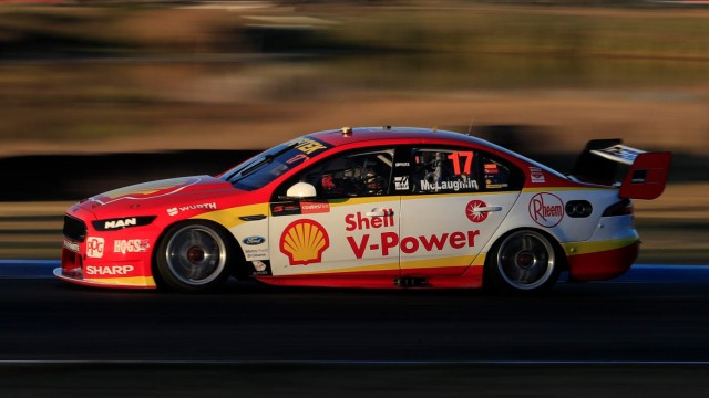 McLaughlin extends points lead with Race 15 win