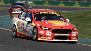 McLaughlin takes first Ford pole of 2018