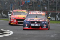 Whincup defends McLaughlin exchange