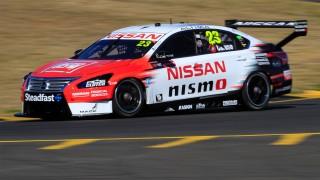 Caruso fastest in 'crazy' Sydney conditions