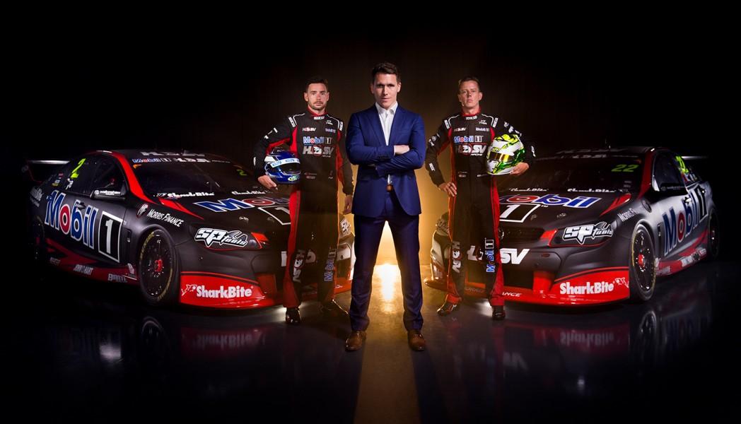 Mobil 1 HSV Racing 2017 livery