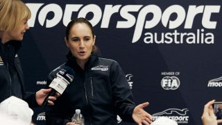 Molly Taylor's message to young girls in motorsport