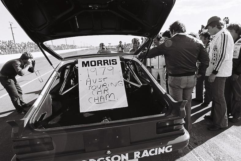 Morris Wins 4 AIR ATCC 1979 Ian Smith
