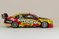 Mostert, Ingall reveal Supercheap Ford