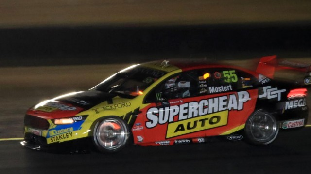 Mostert fastest as Sydney SuperNight starts