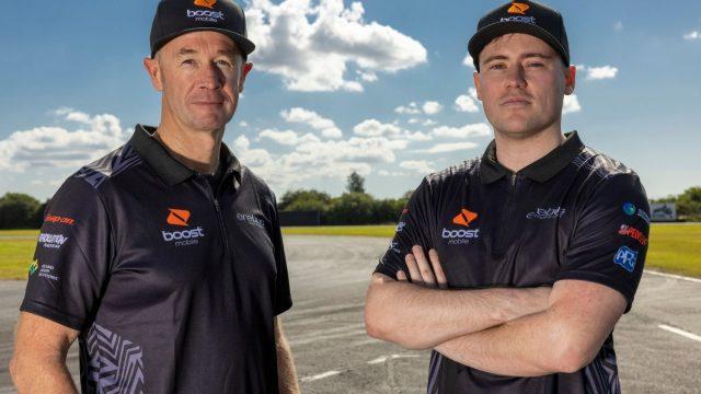 Bathurst return: Murphy and Stanaway to race Erebus Boost wildcard