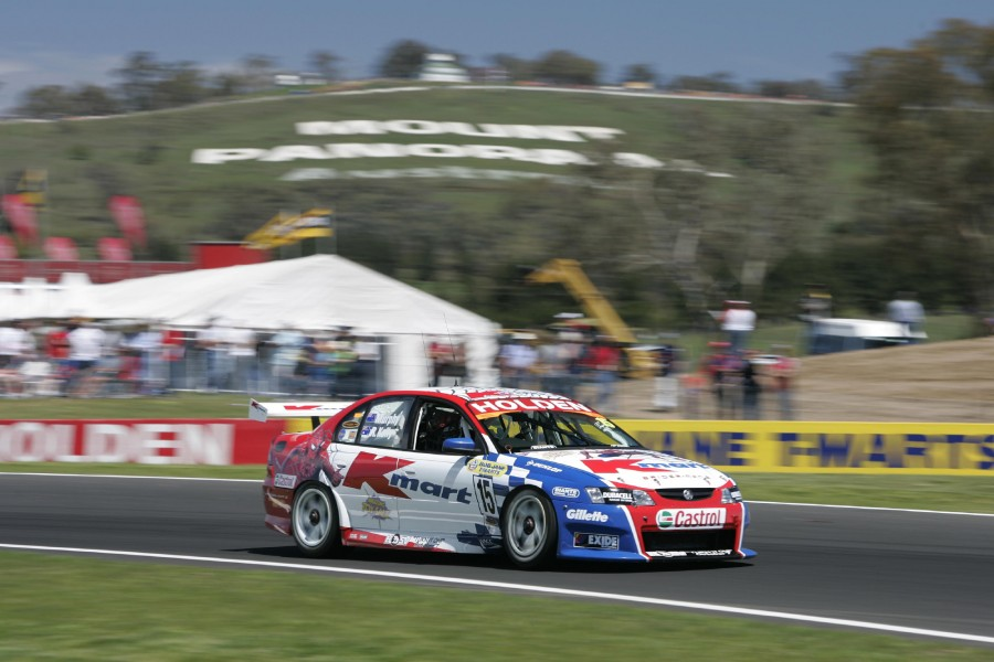 V8 Supercar Championship Round 10 Bathurst: V8 Supercar driver in action at Mt Panorama  Bathurst for round 10 of the V8 Supercar Championship this weekend.