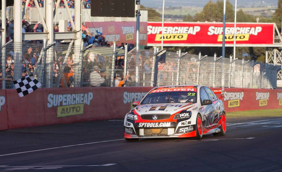 Murphy's final Bathurst start came in 2014