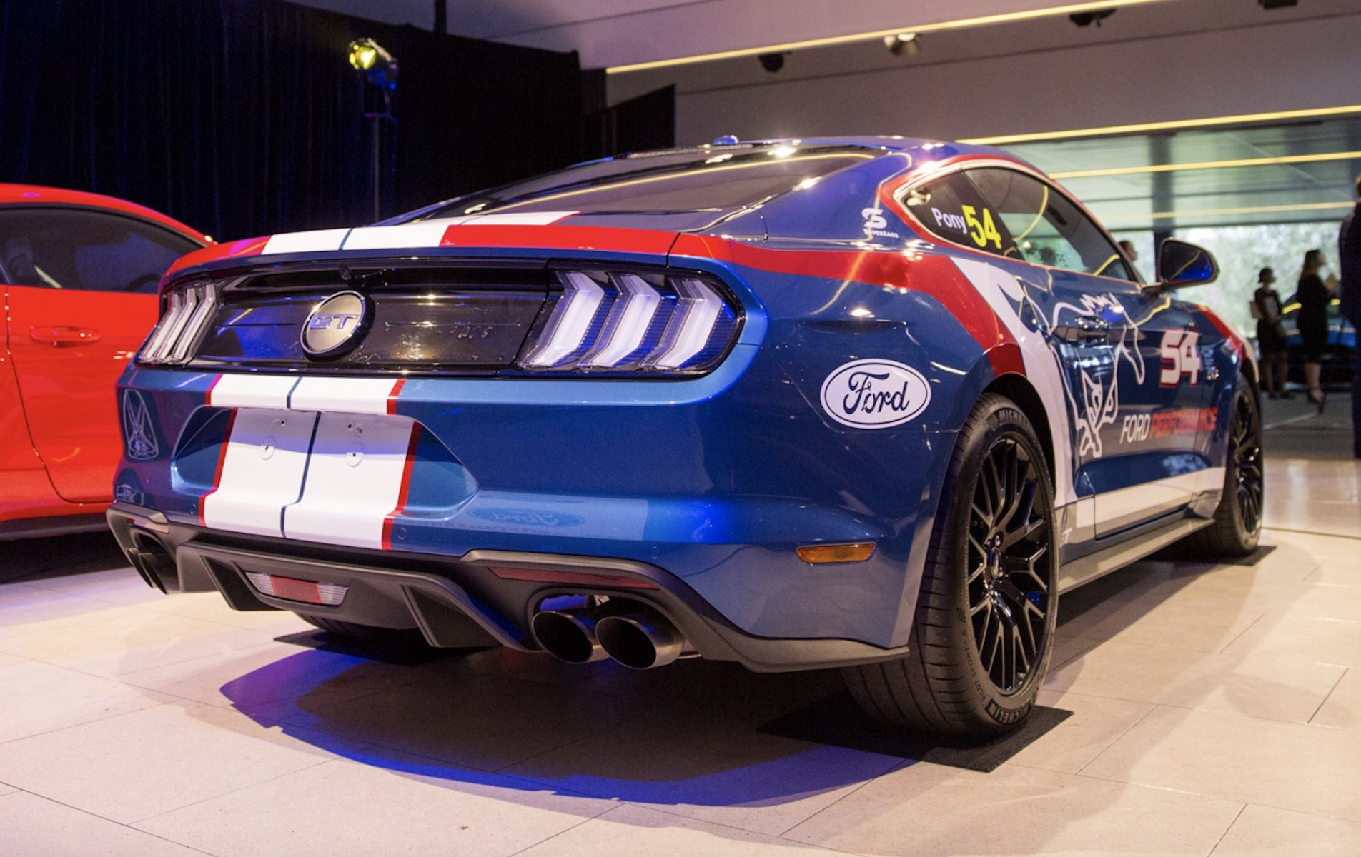 Eight Mustangs The Target For 2019 Supercars