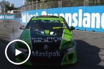 V8 Utes – Qualifying Highlights Gold Coast